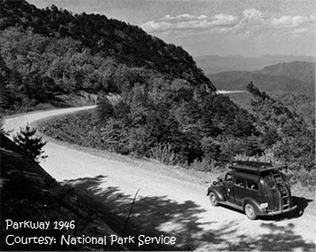 Old Blue Ridge Parkway