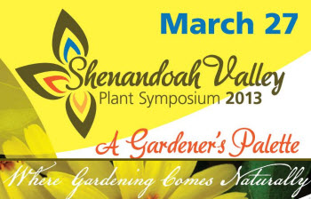 Shenandoah Valley Plant Symposium