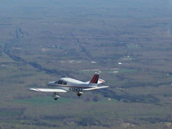 Sightseeing Flight over the Shenandoah Valley
