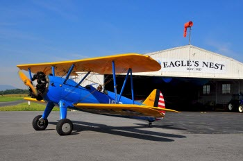 Sightseeing Flights in Waynesboro
