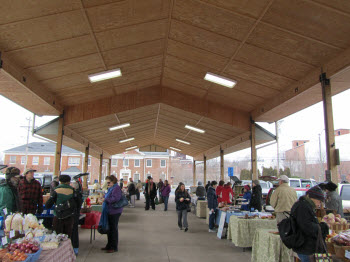 Harrisonburg Farmers Market