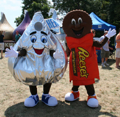 Candy Characters