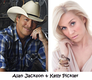 Alan Jackson & Kelly Pickler
