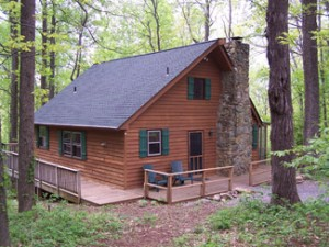 blue ridge cabin rentals with pool