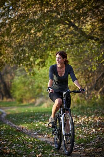 Sherando Lake Loop Scenic Virginia Mountain Bike Trail