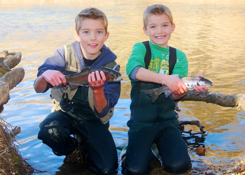 Free fishing days in virginia bring the kids for fun for Virginia out of state fishing license